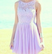 dress,lace dress,purple dress,lavender,purple,lace,lavender dress,homecoming dress,summer dress,pinterest,light purple,skater dress,bright,purple lace casual spring,sorority,homecoming,formal,lace top,summer,cute,gorgeous,heart-shaped,valetines day dress,lilac,pretty,lilac dress,lace lilac dress