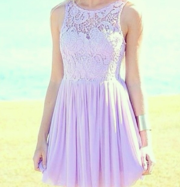 dress lace dress purple dress