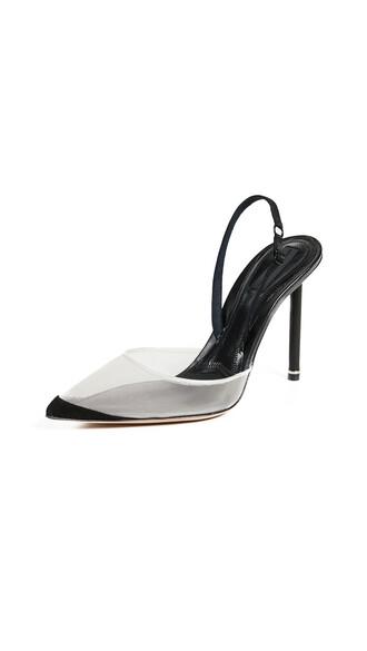 heel high heel high pumps black shoes