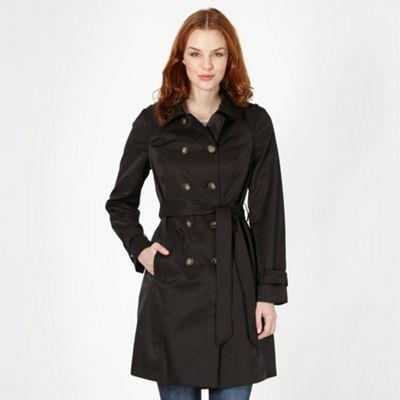 The collection black mac coat