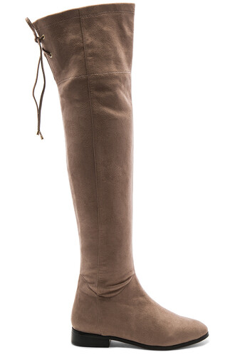 boot taupe shoes
