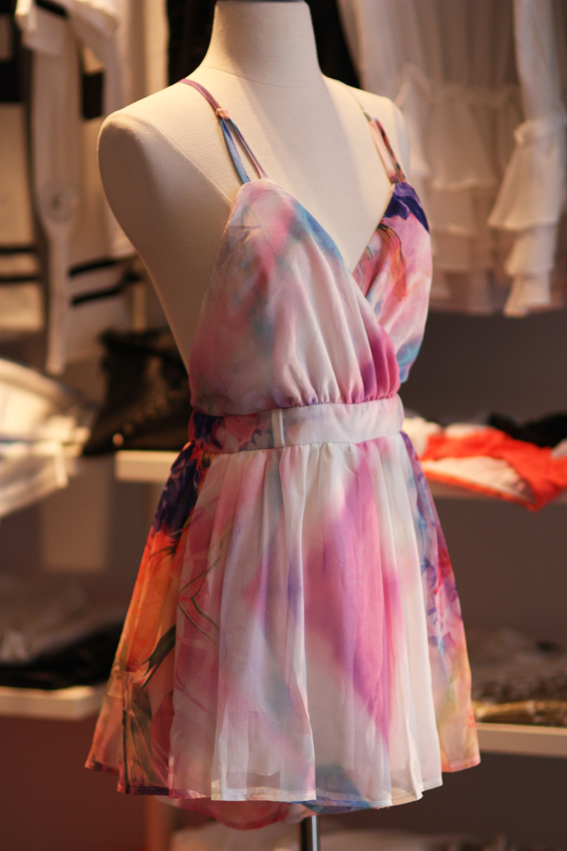 Candy playsuit