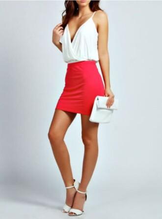 blouse girly girl girly wishlist white blouse white tank top