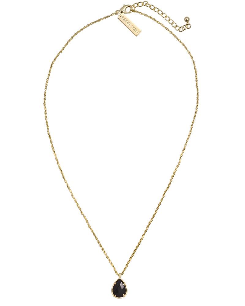 Kiri Necklace in Black - Kendra Scott Jewelry