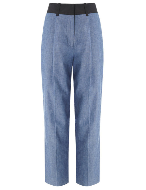 3.1 Phillip Lim denim blue