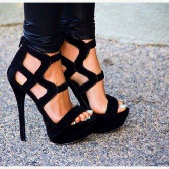 shoes black heels jeans tumblr wanelo cute lovely velvet