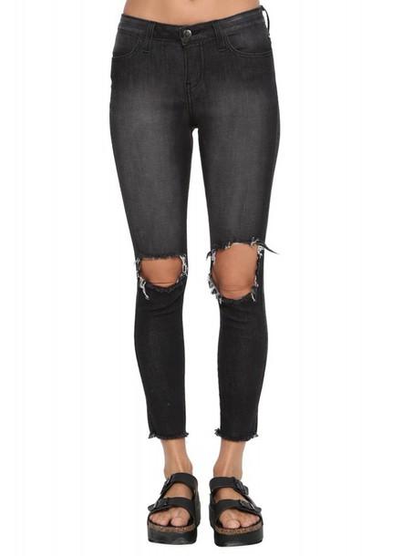 jeans ripped black ripped jeans ripped jeans birkenstocks