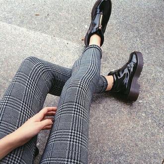 pants shoes streetwear