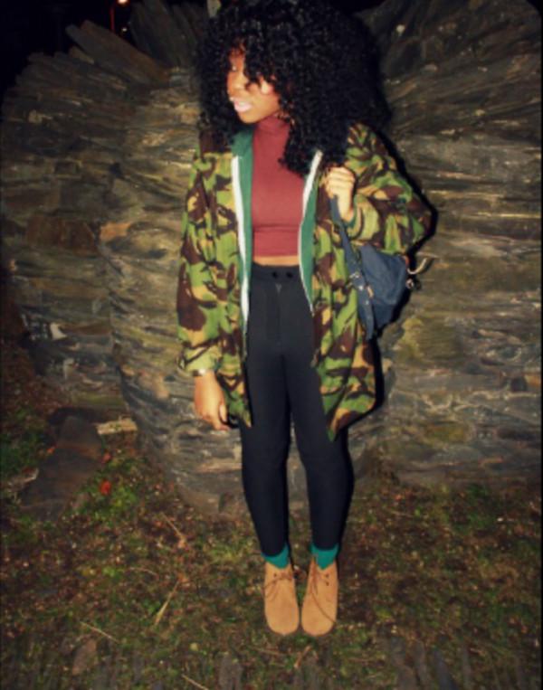pants jacket