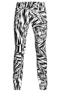 Mens VERSACE for H&M Black & White Geometric Jeans - UK EU US 34R - New w/Hanger | eBay