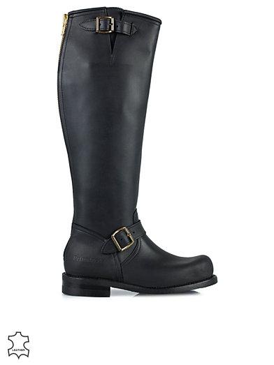 Engineer High 302 - Primeboots - Old Crazy Black - Chaussures Casual - Chaussures - Femme - Nelly.com La Mode En Ligne Sur Internet