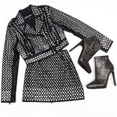 jacket,nastygal,skirt,studs,studded,hardware,metal,silver,biker jacket,moto,vegan,leather,falls,style,36683