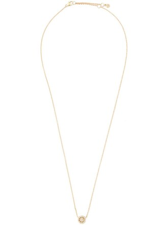 mini necklace pendant metallic jewels