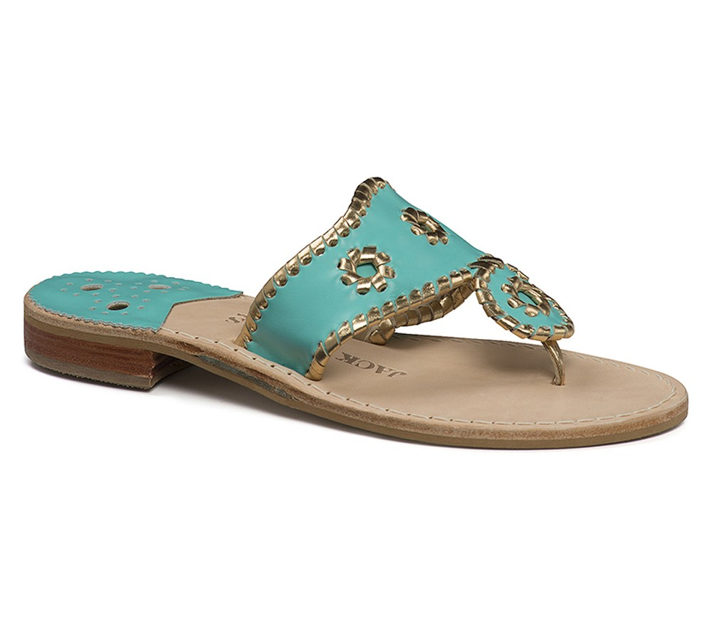 Nantucket Gold - Sandals - Shoes - Jack Rogers USA