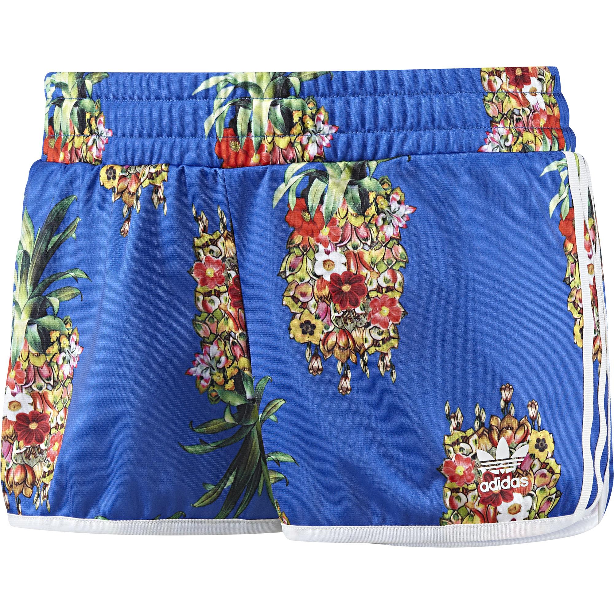 Shorts Frutaflor FARM adidas | adidas Brasil
