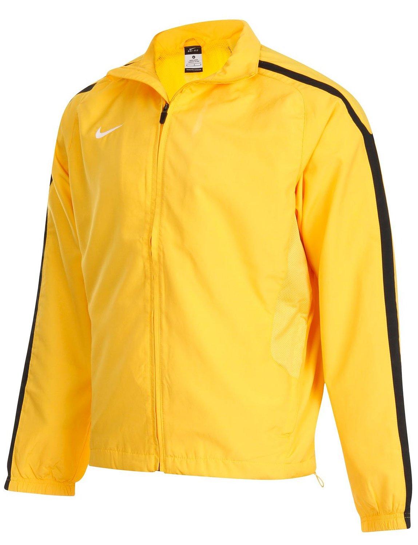 nike coat mens yellow