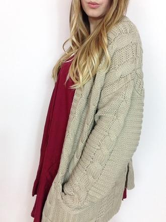 cardigan sweater pockets oversized cardigan oversized sweater knitted cardigan
