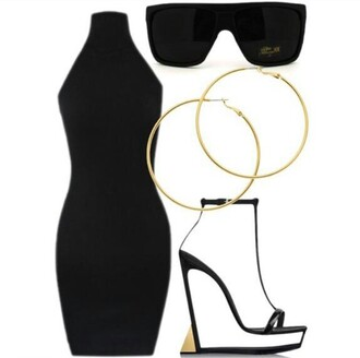 shoes minimalist sandals open toes black wedges