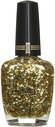 Milani Jewel FX Nail Lacquer - Gold - Free Shipping
