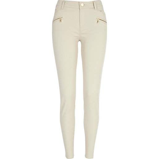 Original Beige StraightLeg Pants For Women  Nordstrom