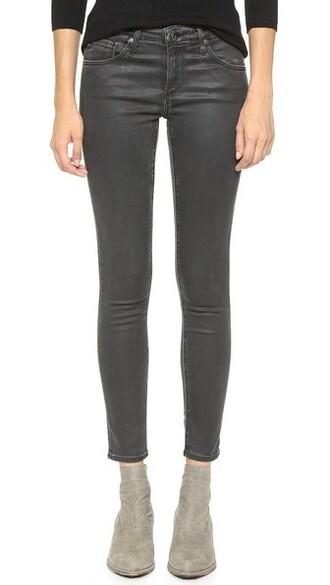 jeans vintage black