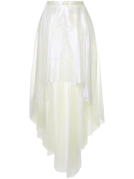 Zambesi skirt women white silk