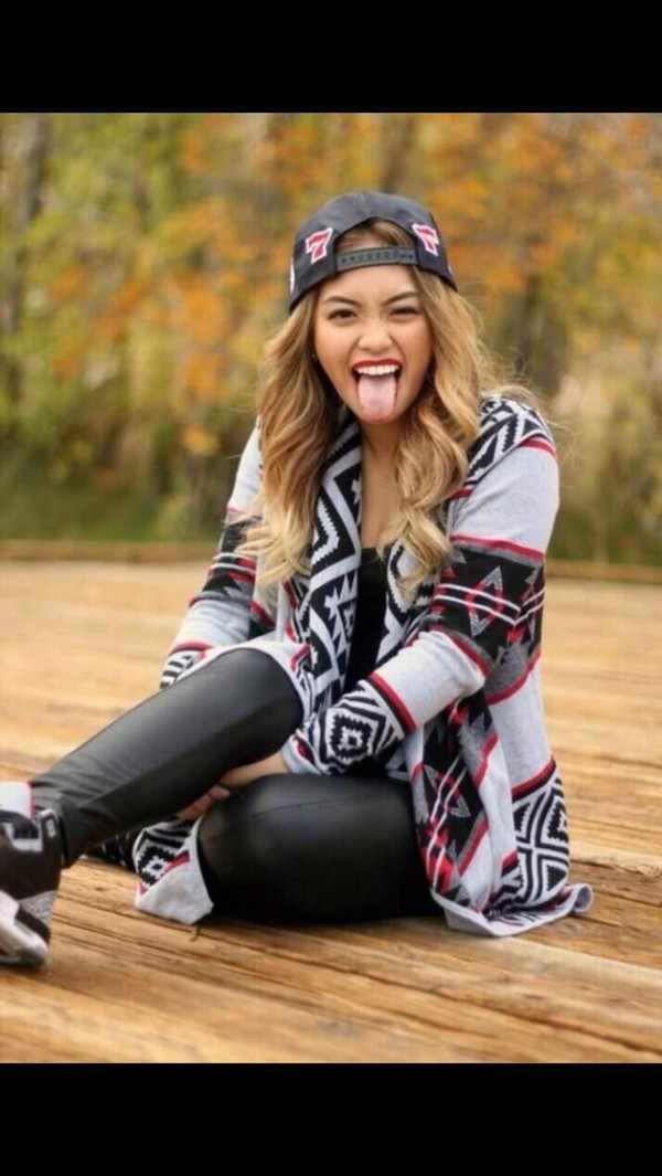 sweater aztec aztec sweater