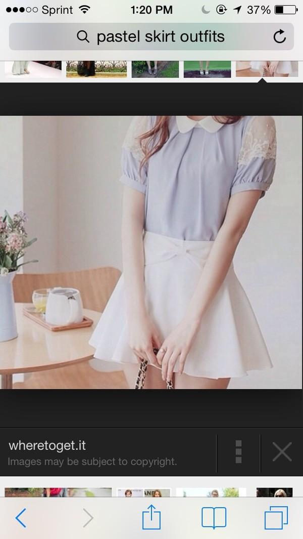 shirt lavendar