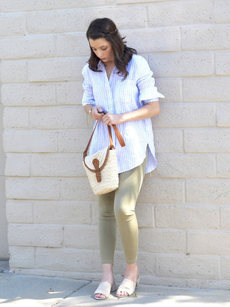 cost with me blogger top jeans bag hat