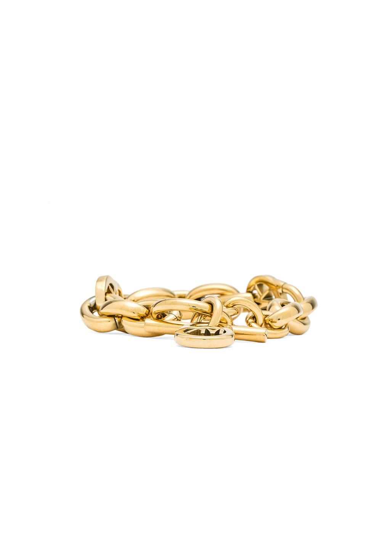 Michael Kors Chain Bracelet in Gold from REVOLVEclothing.com