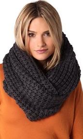 scarf,big thick massive
