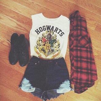 shirt harry potter hogwarts