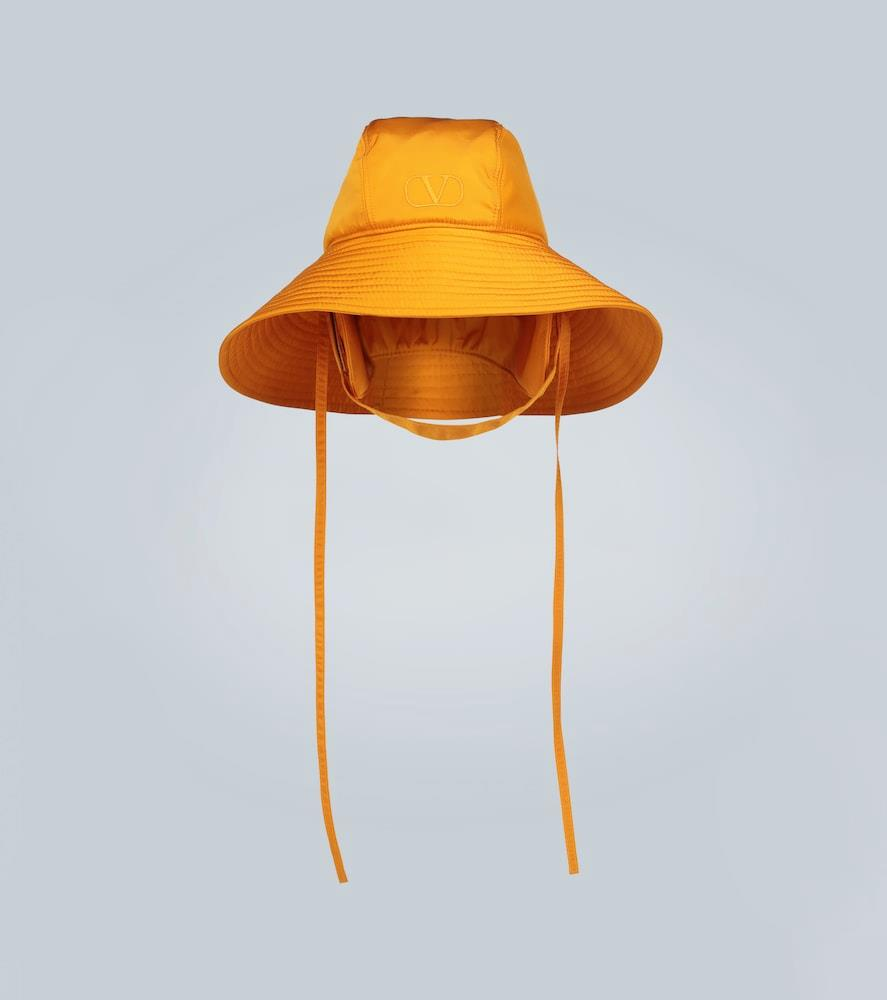 Exclusive to Mytheresa - technical fabric hat