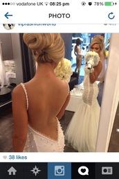 dress,fishtail,mermaid,prom