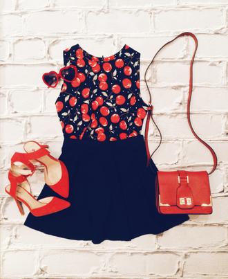 fashion coolture blogger top skirt shoes blouse bag