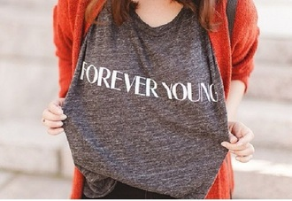 forever young shirt forever young