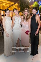 dress,gown,black,tiered dress,silk,halter neck,halter dress,open back