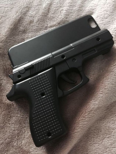 phone cover gun case iphone
