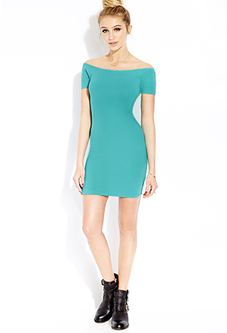 Favorite Bodycon Dress | FOREVER21 - 2000090086