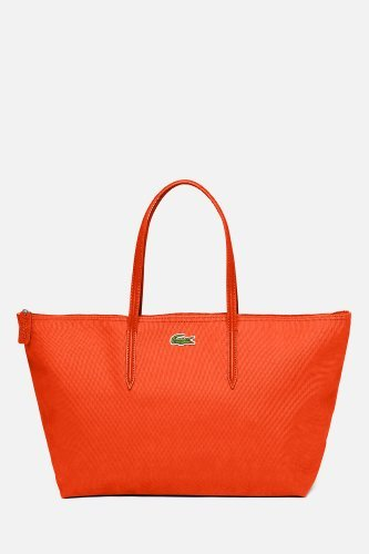 Lacoste L 12 12 Concept Large Horizontal Tote Bags Amp Wallets