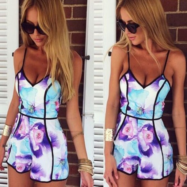 romper romper allinone summer holiday fashion