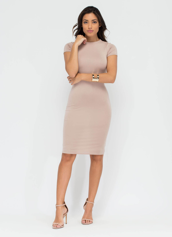 dress bodycon dress bodycon nude dress