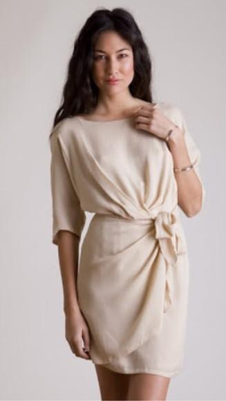 dress wrap colour