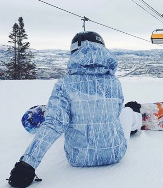 coat ski jacket