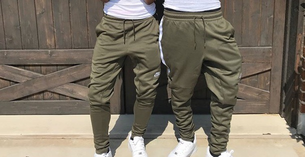 70964cd34 pants olive green nike nike sportswear sweatpants joggers nike air force 1  white nike air nike