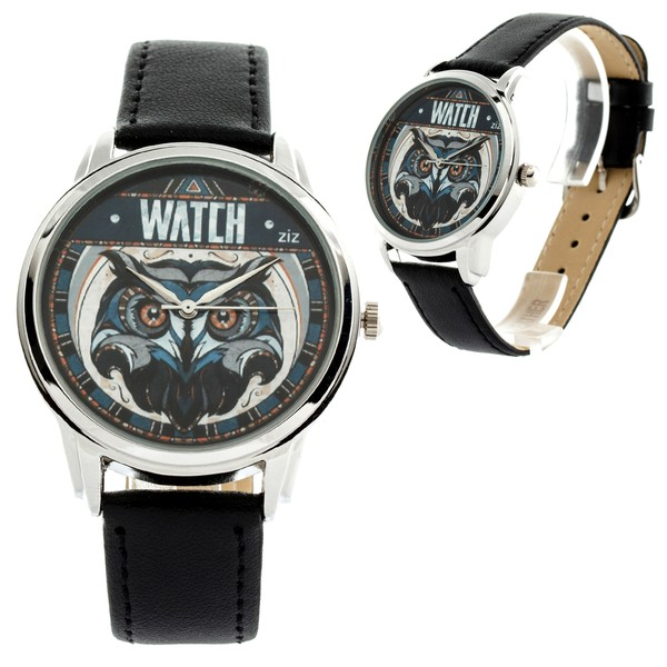 jewels watch watch owl black ziz watch ziziztime