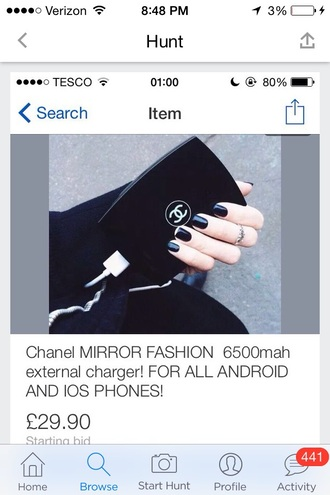 home accessory portable charger chanel chanel portable charger portable charger in india starbucks portable charger