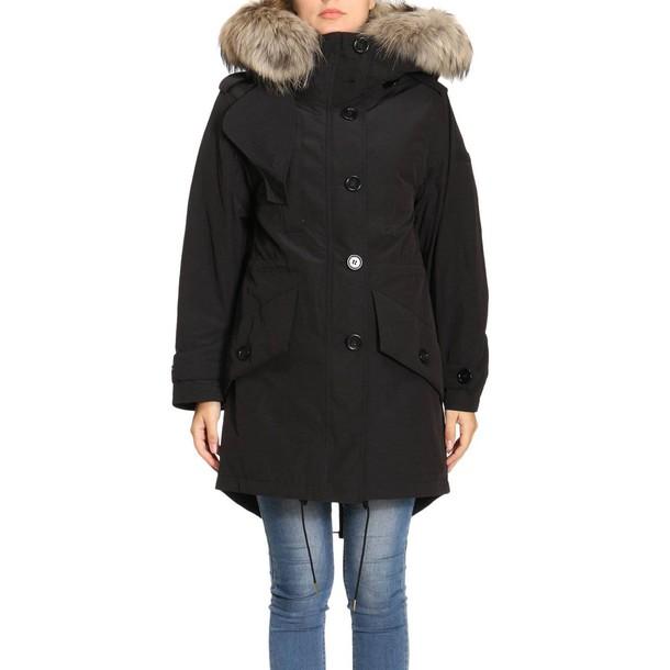 Burberry jacket women black