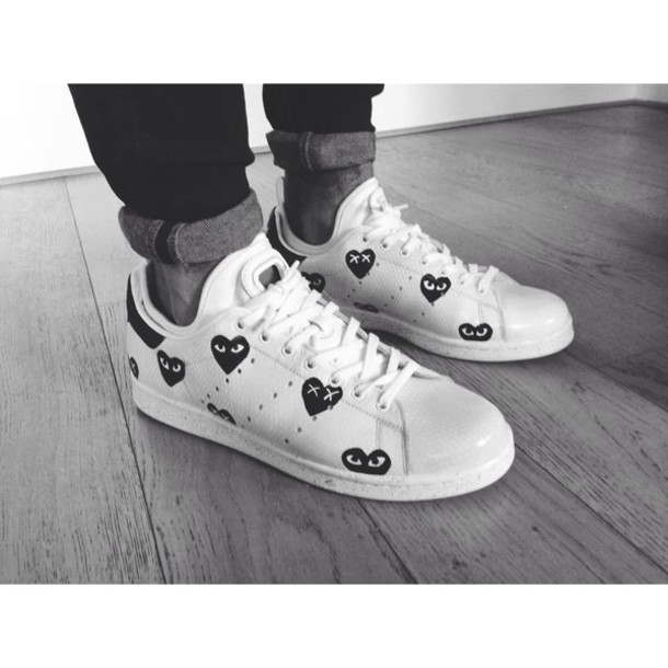 the best attitude 9613e 89099 Commes Des Garcons Stan Smith