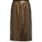 Sequin-embellished skirt | tibi | matchesfashion.com us